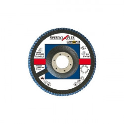 Zirconium Flap Discs 115mm P40 Pack of 1-20