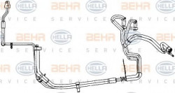 Air Conditioning /AirCon /AC Condenser Hose HELLA 9GS 351 338-361-21