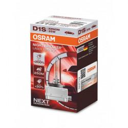 H.I.D Performance Bulb D1S up to +200% More Light 35W 85V PK32d-2 NIGHT BREAKER LASER-20