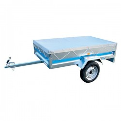 Flat Trailer Cover Water Resistant-20