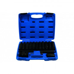 Socket and Bit Set Impact 3/4in. Drive and 1in. Drive-20