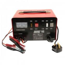 Metal Battery Charger 12A 12V/24V-20
