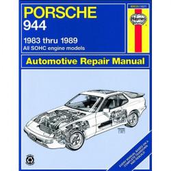 Porsche 924S and 944 (1983-1989) Car Manual-20