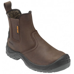 Dealer Boots Brown UK 10-20