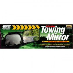 Towing Extension Mirror Convex Glass-20