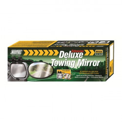 Towing Extension Mirror Deluxe Flat Glass-20