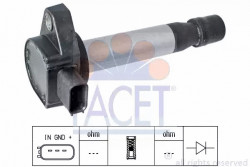Honda Accord, Civic, FR-V, Stream Ignition Coil