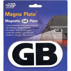 Magnetic GB Plate-20