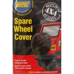 4X4 Spare Wheel Cover 28in.-20