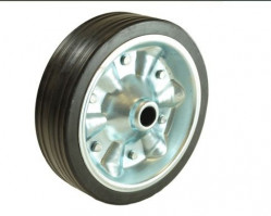 Jockey Wheel Spare Wheel Solid Tyre For MP9741 and MP9743-21