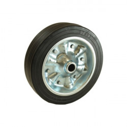 Jockey Wheel Spare Wheel Solid Tyre-225mm For MP9745-20