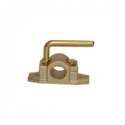 Jockey Wheel Cast Clamp 48mm-20