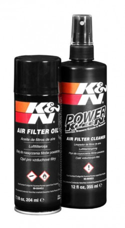 K + N RECHARGER KIT AEROSOL OIL 99-5000EU-21