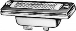 Licence Plate Light HELLA 2KA 001 388-097-20