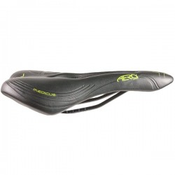 Male High Comfort Racing Cycle Saddle Black-20