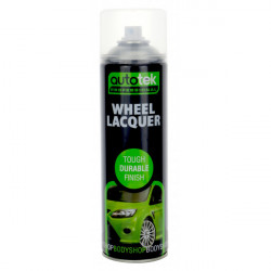 Wheel Clear Lacquer 500ml-20