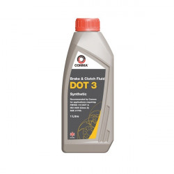 DOT 3 Synthetic Brake and Clutch Fluid 1 Litre-20