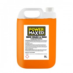 Power Maxed Heavy Duty Bike Wash 5.0Ltr Concentrate-20