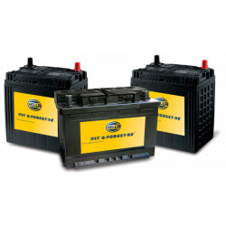 HELLA Sealed Leisure Battery HL22MF 75Ah 550CCA 266x175x225mm-20
