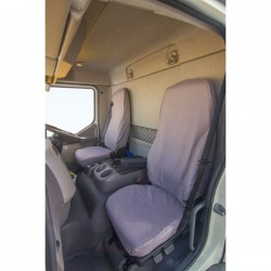 Truck Seat Cover Passenger Grey DAF LF 2012 Onwards-20