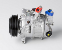 DENSO Air Conditioning /Air Con Compressor for BMW 1 and 3 Series-21