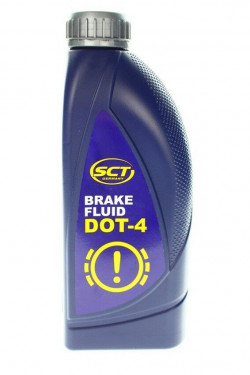 1 Litre Brake and Clutch Fluid DOT-4 by SCT Germany-21