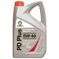 PMO PD Plus 5W-40 C3 High Performance 5 Litre (Petrol and Diesel)-20