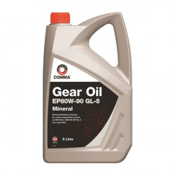 EP80W-90 GL-5 Gear Oil 5 Litre-20