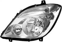Headlight HELLA 1LB 247 012-041-21