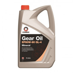 EP80W-90 GL-4 Gear Oil 5 Litre-20