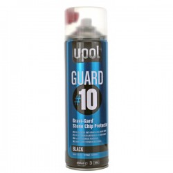Guard #10 Gravigard Stone Chip Protector Black 450ml-20
