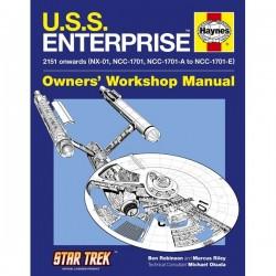 Science Fiction Manual U.S.S Enterprise Manual (2151 Onwards)-20