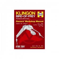 Science Fiction Manual Klingon Bird-of-Prey-20