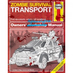 Science Fiction Manual-Zombie Survival Transport Manual-20