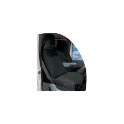 Van Seat Cover Front Single and Double Black-20