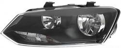 Headlight HELLA 1LE 247 051-121-21
