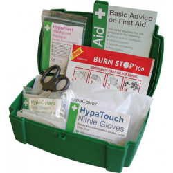 Vehicle First Aid Kit in Evolution Box Small-20
