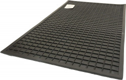 Large Ranger Mat Rubber Black Single-21