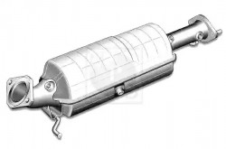 Diesel Particulate Filter (DPF) NPS M435A02-20