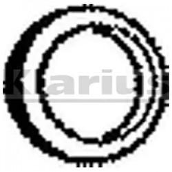 Exhaust Pipe Gasket KLARIUS MAG17-20