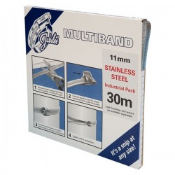 11mm Multiband Banding S/S 30 Metre Dispenser-20