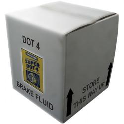 DOT 4 Brake and Clutch Fluid 20 Litre-20