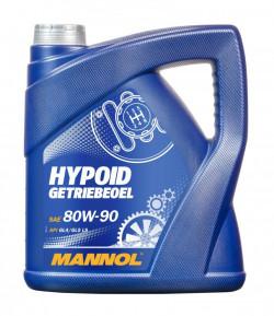 4 Litre MANNOL Hypoid Getriebeoel 80W-90 API GL 4/GL 5 LS Transmission Oil-21