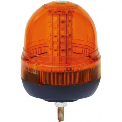 LED Hazard Beacon Single Bolt Fixing 12/24V-20