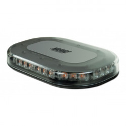 LED Mini Beacon Magnetic Lightbar 12/24V-20