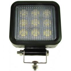 12/24V Flood LED Work Lamp 9 x 3W-20
