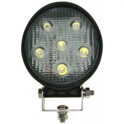 12/24V Spot LED Work Lamp 6 x 3W-20