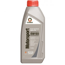PMO Motorsport 5W-50 1 Litre (Petrol and Diesel)-20