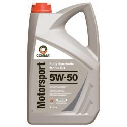 PMO Motorsport 5W-50 5 Litre (Petrol and Diesel)-20