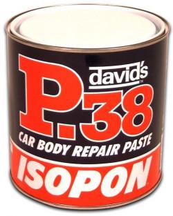 David`s Isopon P38 Polyester Professional Body Filler 2.25L-21